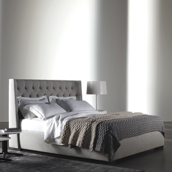 Turman Low Bed | Double beds | Meridiani
