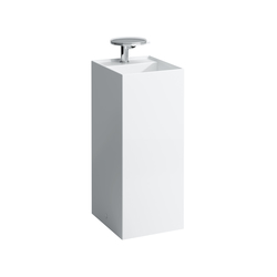 Kartell by LAUFEN | Freestanding washbasin | Wash basins | Laufen