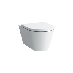 Kartell by LAUFEN | Wall-hung WC, washdown | Toilets | Laufen