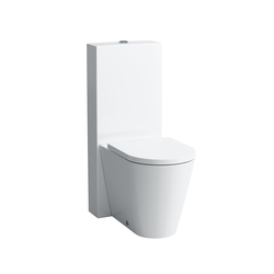 Kartell by LAUFEN | Floorstanding WC combination | Toilets | Laufen