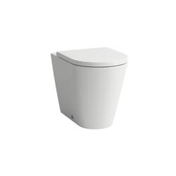 Kartell by LAUFEN | Floorstanding WC | Toilets | Laufen