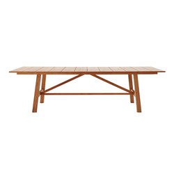 Synthesis Table | Tables à manger de jardin | Unopiù