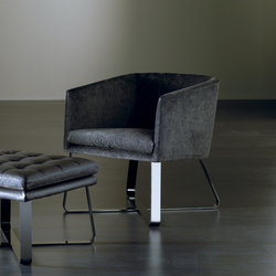 Lolyta Armchair | Lounge chairs | Meridiani
