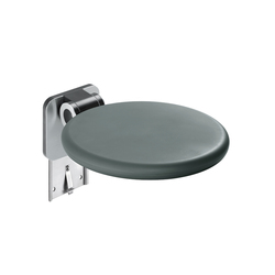 FSB ErgoSystem® E300 Tip-up shower seats | Sièges élévateurs de bain | FSB