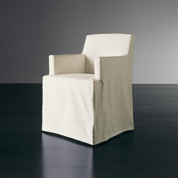 Cruz Quattro Chair | Restaurant chairs | Meridiani