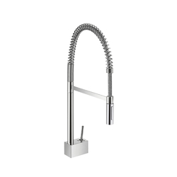 AXOR Starck X Semi-Pro Single Lever Kitchen Mixer DN15 | Kitchen taps | AXOR