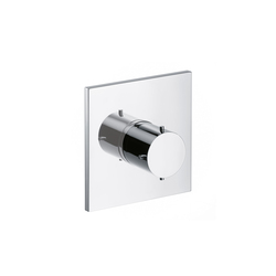 AXOR Starck X Shut-Off Valve for concealed installation DN15|DN20 | Shower controls | AXOR