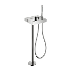 AXOR Starck X Free-standing Single Lever Bath Mixer DN15 | Bath taps | AXOR