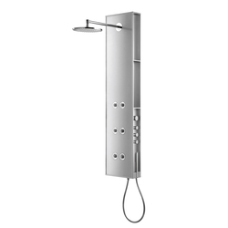 AXOR Starck X Waterwall pannello doccia | Shower taps / mixers | AXOR