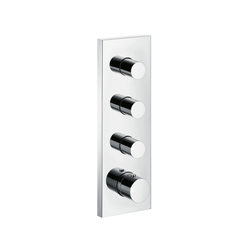 AXOR Starck X Thermostat Module Finish Set 36 x 12 DN20 | Shower controls | AXOR