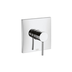AXOR Starck X Single Lever Shower Mixer for concealed installation | Shower controls | AXOR