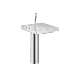 AXOR Starck X Single Lever Basin Mixer 210 without pull-rod DN15 | Wash-basin taps | AXOR