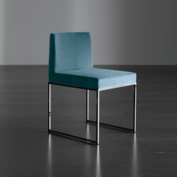 Rider Uno Chair | Restaurant chairs | Meridiani