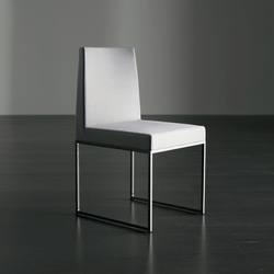 Rider Tre Chair | Restaurant chairs | Meridiani