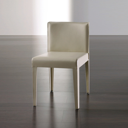 Tattoo Uno Chair | Visitors chairs / Side chairs | Meridiani