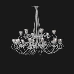 Blanche Hanging Lamp | Deckenlüster | ITALAMP