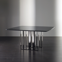 Charlie Table | Restaurant tables | Meridiani
