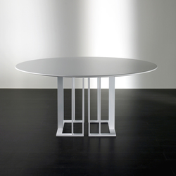 Charlie Table | Tables de restaurant | Meridiani