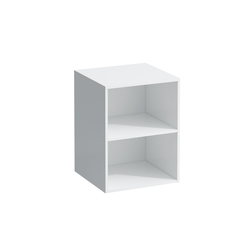 Kartell by LAUFEN | Open shelf element | Shelving | Laufen