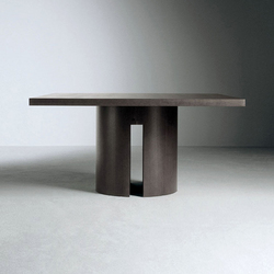 Gong Dining table | Dining tables | Meridiani