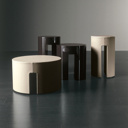 Gong Low Tables | Side tables | Meridiani