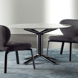 Miller Dining table | Mesas comedor | Meridiani