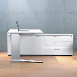 iMOVE-C Work station | Tavoli contract | LEUWICO