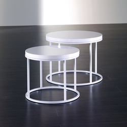 Blom Tables basses | Tables d'appoint | Meridiani