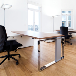 iMOVE-F Work station | Contract tables | LEUWICO