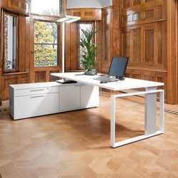 iMOVE-F Work station | Tavoli contract | LEUWICO