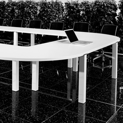 iONE Conference desk | Mesas contract | LEUWICO