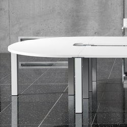 iONE Conference desk | Conference tables | LEUWICO