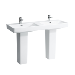 LAUFEN Pro S | Vanity unit double | Wash basins | Laufen