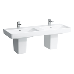 LAUFEN Pro S | Double countertop washbasin | Wash basins | Laufen
