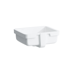living city | Built-in washbasin | Lavabos | Laufen