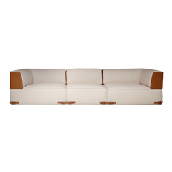 Soho Sectional Sofa | Sillones | Fendi Casa