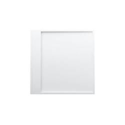 LAUFEN | Showertray | Shower trays | Laufen