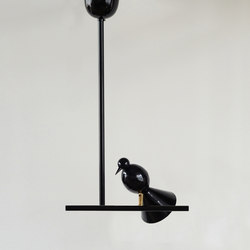 Alouette Ceiling lamp | bird T | General lighting | Atelier Areti
