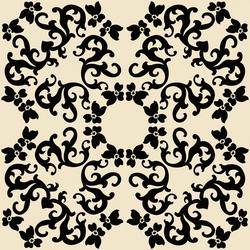 Iris 2 Nero | Ceramic tiles | Ceramica Bardelli
