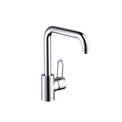 AXOR Uno Single Lever Kitchen Mixer for vented hot water cylinders DN15 | Griferías de cocina | AXOR