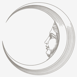 Soli e Lune Platino 6B | Wandfliesen | Ceramica Bardelli