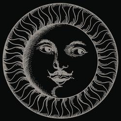 Soli e Lune Platino 3N | Wandfliesen | Ceramica Bardelli