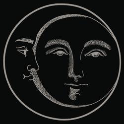 Soli e Lune Platino 4N | Wandfliesen | Ceramica Bardelli