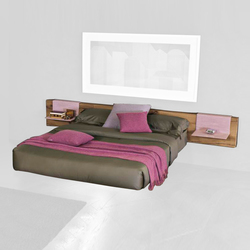 Fluttua Wildwood_bed | Double beds | LAGO