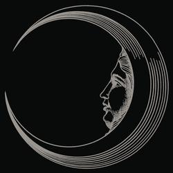Soli e Lune Platino 6N | Wandfliesen | Ceramica Bardelli