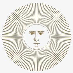 Soli e Lune Oro 1B | Wandfliesen | Ceramica Bardelli