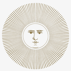 Soli e Lune Oro 1B | Keramik Fliesen | Ceramica Bardelli