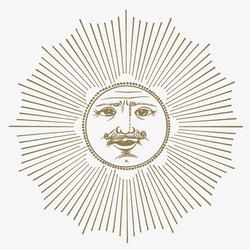 Soli e Lune Oro 2B | Wandfliesen | Ceramica Bardelli