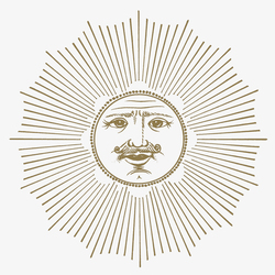 Soli e Lune Oro 2B | Keramik Fliesen | Ceramica Bardelli