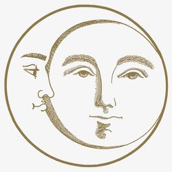 Soli e Lune Oro 4B | Keramik Fliesen | Ceramica Bardelli